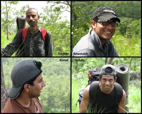 The Trekkers