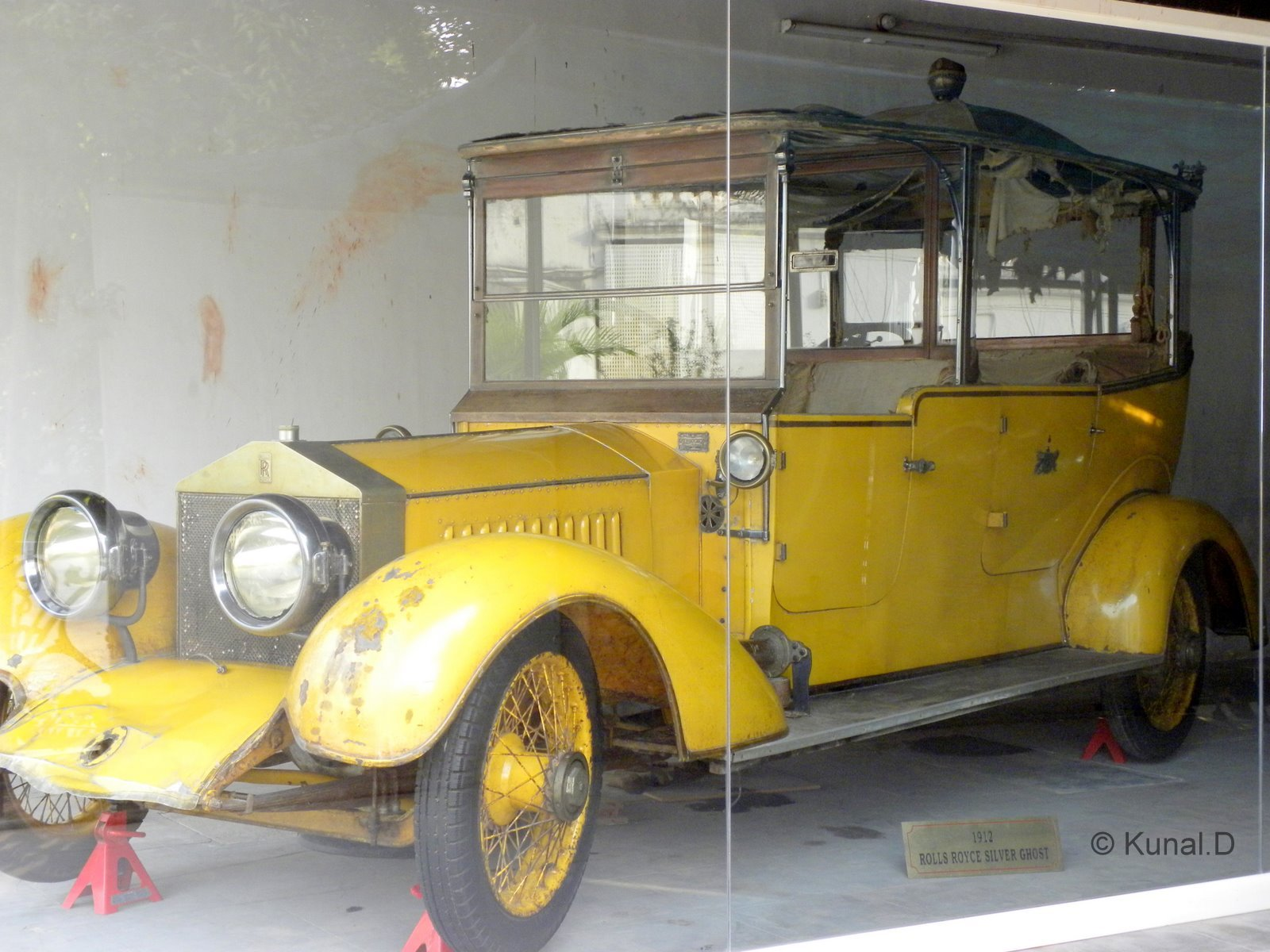 Chowmahalla palace something about nothing for Garden city ghost car